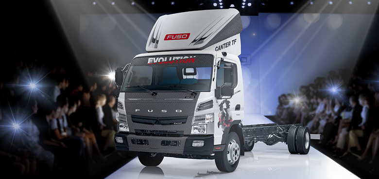 FUSO CANTER TF Evolution